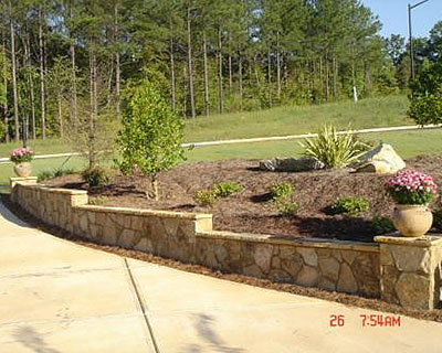 Retaining Walls Woodstock, GA