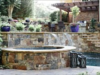 Outdoor Living Oasis